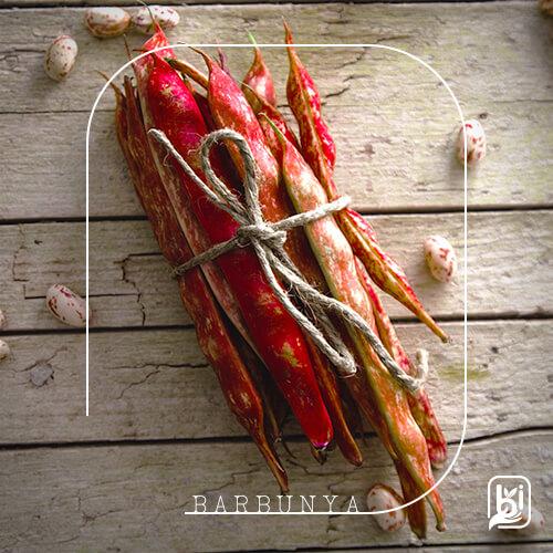 Barbunya (1 kg)