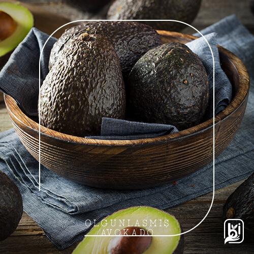 Olgunlaşmış Avokado (1 Adet)