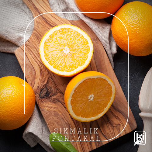 Sıkmalık Portakal (1kg)