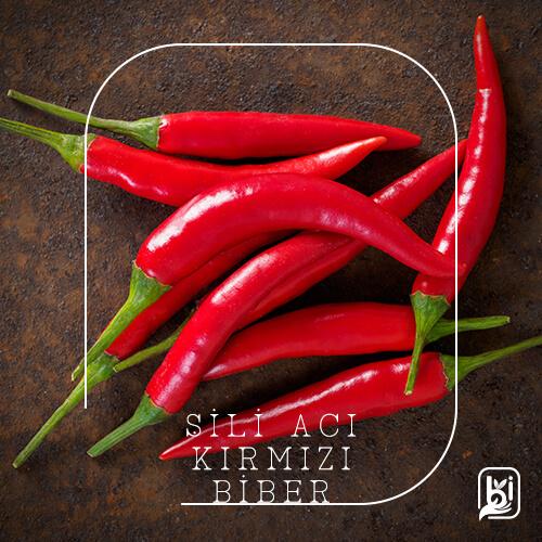 Şili Acı Kırmızı Biber (1kg)