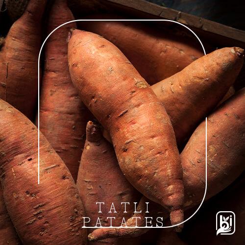 Tatlı Patates (1kg)